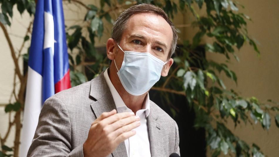 Diputado Alessandri anuncia proyecto retiro 100% de AFP.