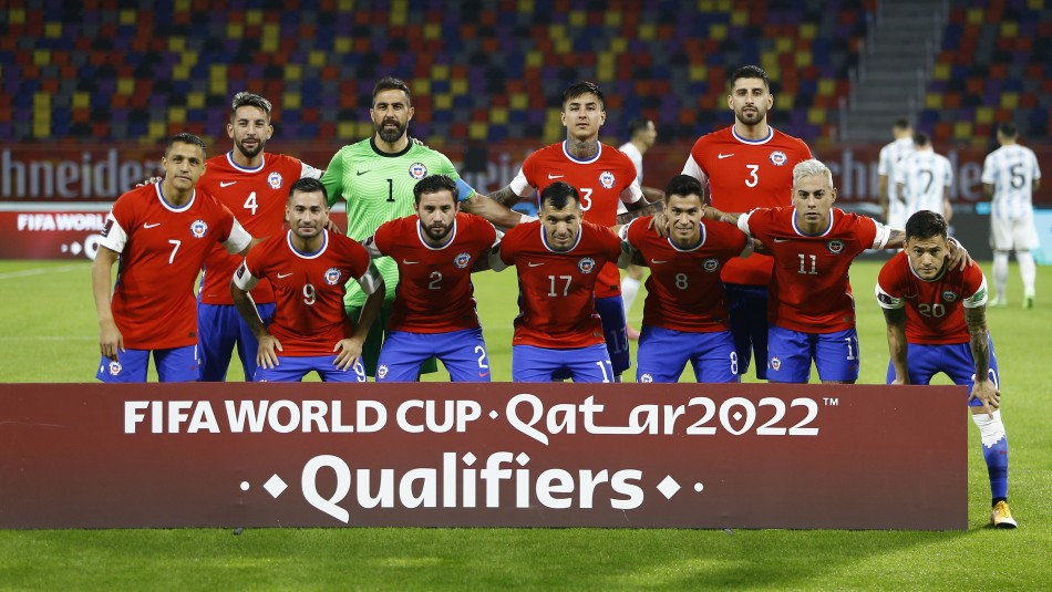 Eliminatorias: Los resultados que le convienen a Chile este martes 08 de junio