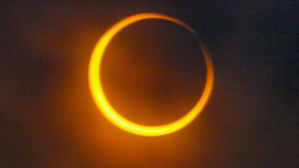 Eclipse del anillo de fuego: La hora exacta en la que se verá el fenómeno astronómico