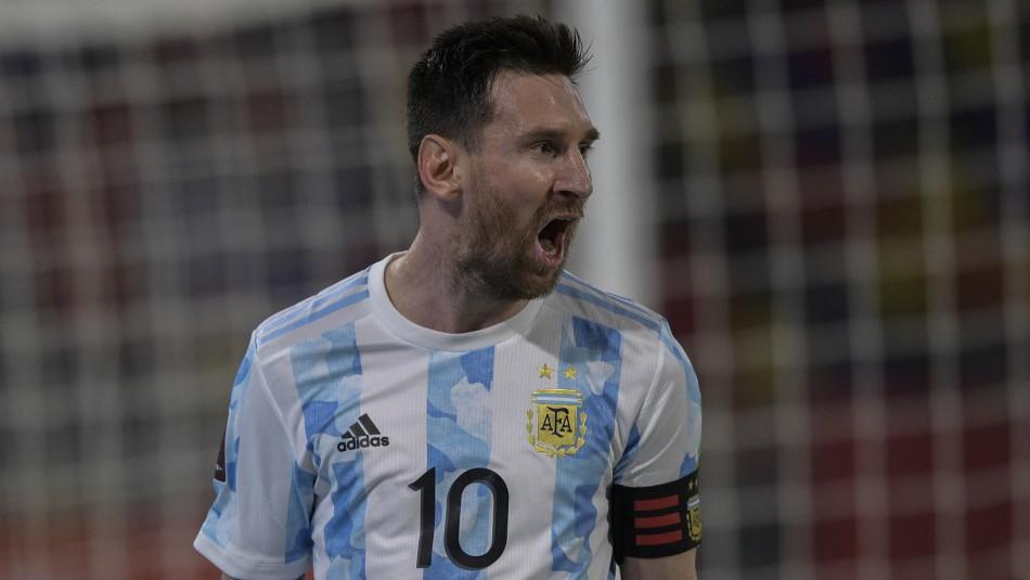 Tabla de posiciones de las Eliminatorias Sudamericanas rumbo al Mundial de Catar 2022