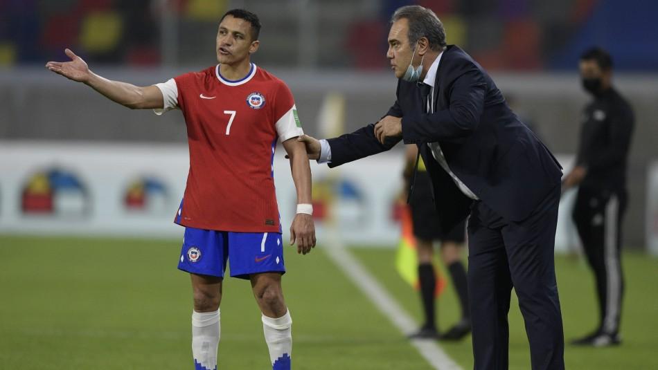 Chile vs Bolivia: Lasarte confirma los 11 titulares para partido por las Eliminatorias