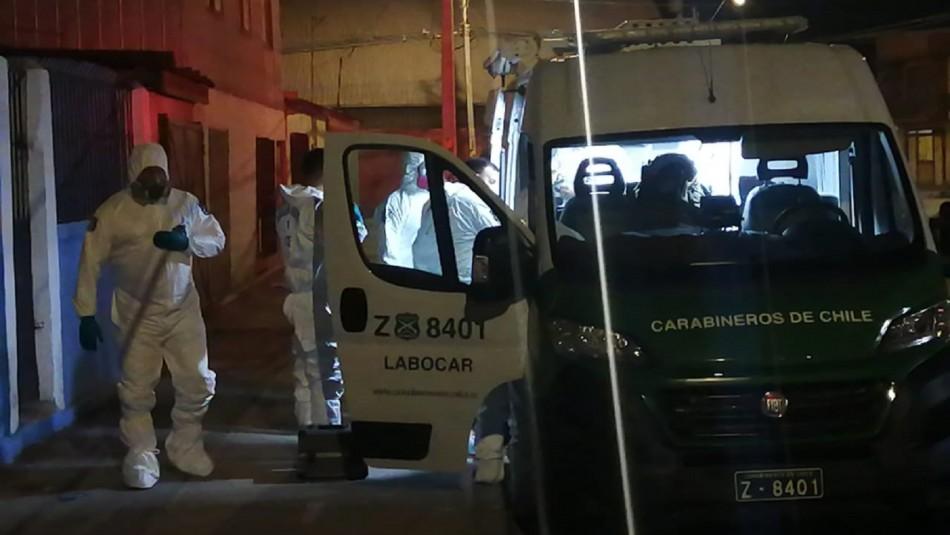 Dos fallecidos en cité de Calama: Causa de muerte sería intoxicación por monóxido de carbono