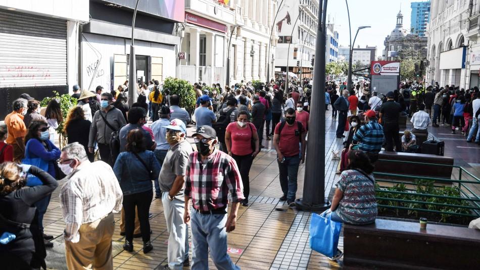 Estudio chileno reveló las tipos de ciudad en que hay mayor transmisión de Covid-19