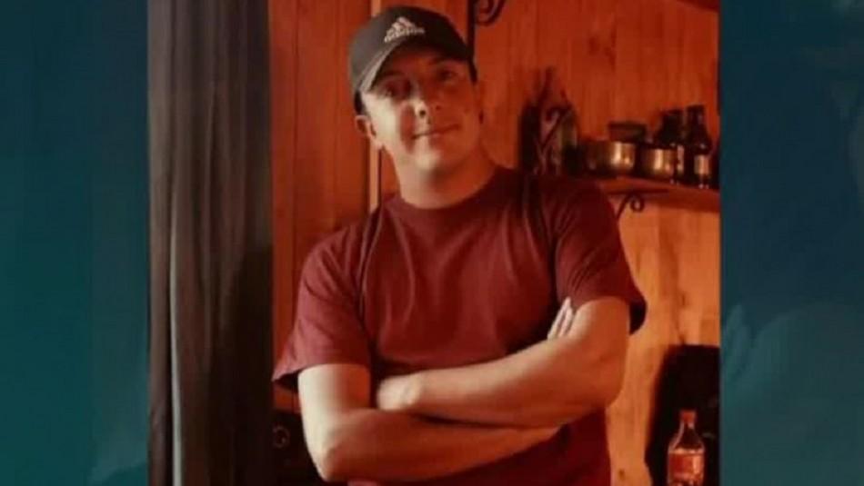 Desesperada búsqueda de joven desaparecido en Mulchén: Hace tres meses se le perdió el rastro