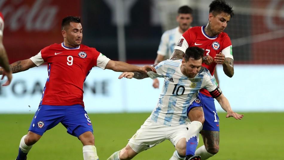 Debuta con Argentina: Calendario de Chile para Copa América 2021
