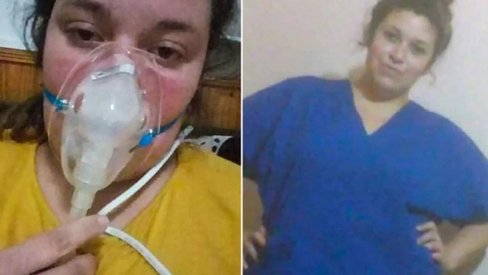 Familia denuncia a hospital por muerte de hija afectada de coronavirus.