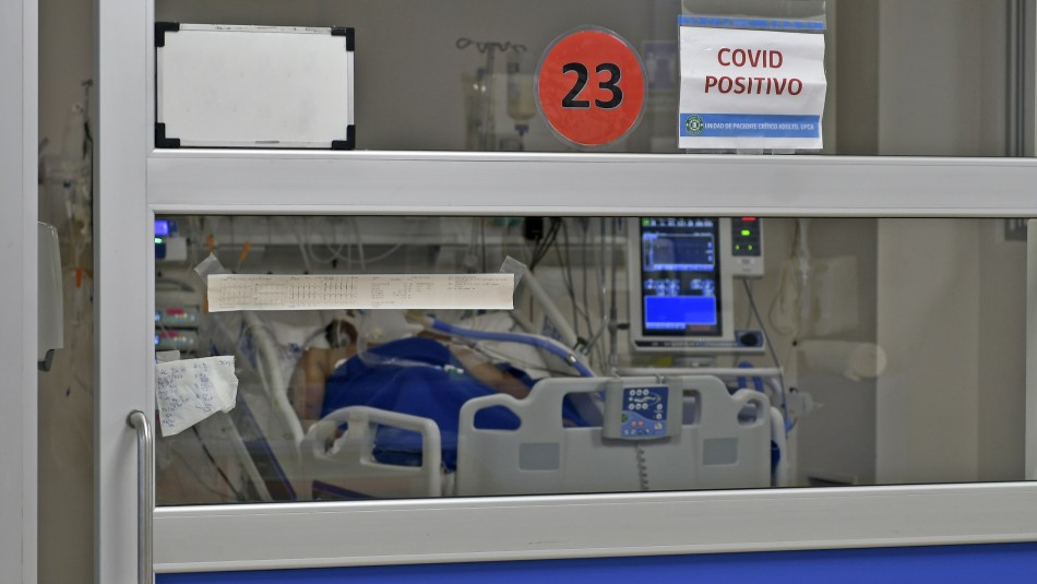 Nuevo balance coronavirus en Chile.