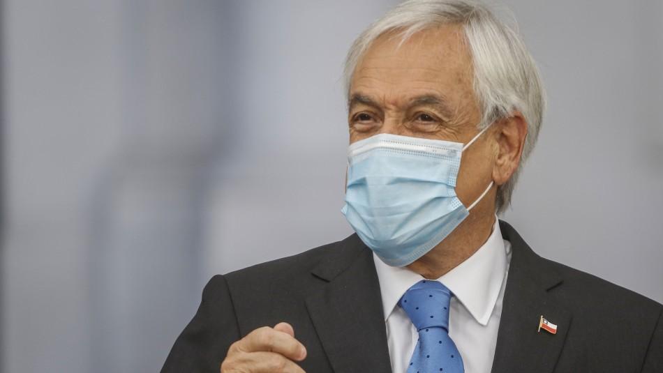 Confirman gira del Presidente Piñera por Europa a partir del 22 de junio