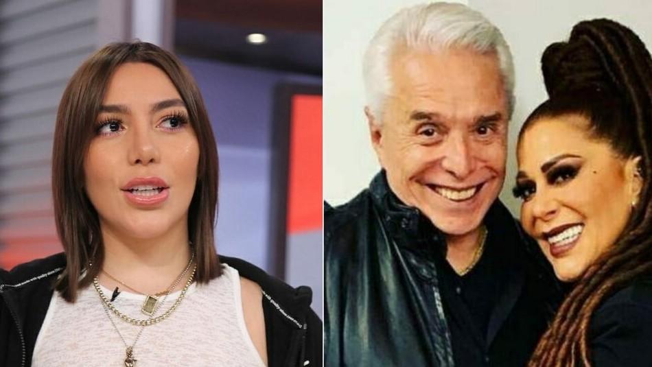 Hija de Alejandra Guzmán anuncia demanda contra su abuelo y madre: