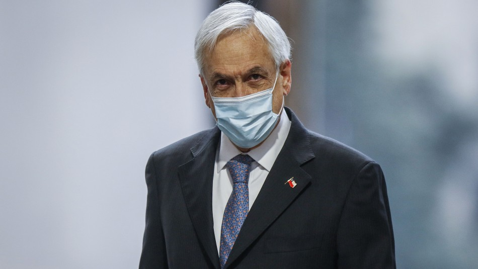Minsal y gira de Piñera: