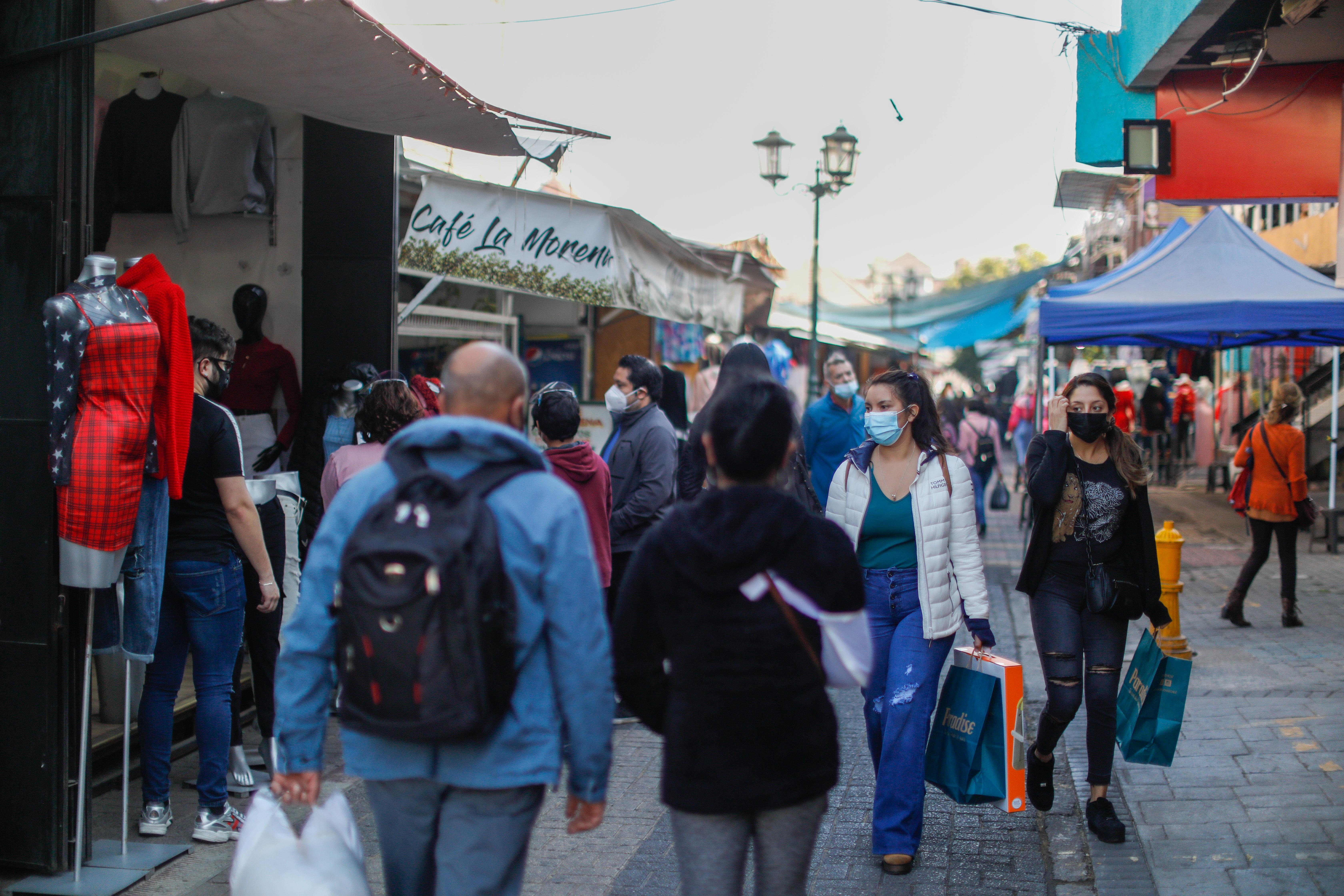 Cuarentenas en Santiago: Revisa la situación de las comunas de la Región Metropolitana