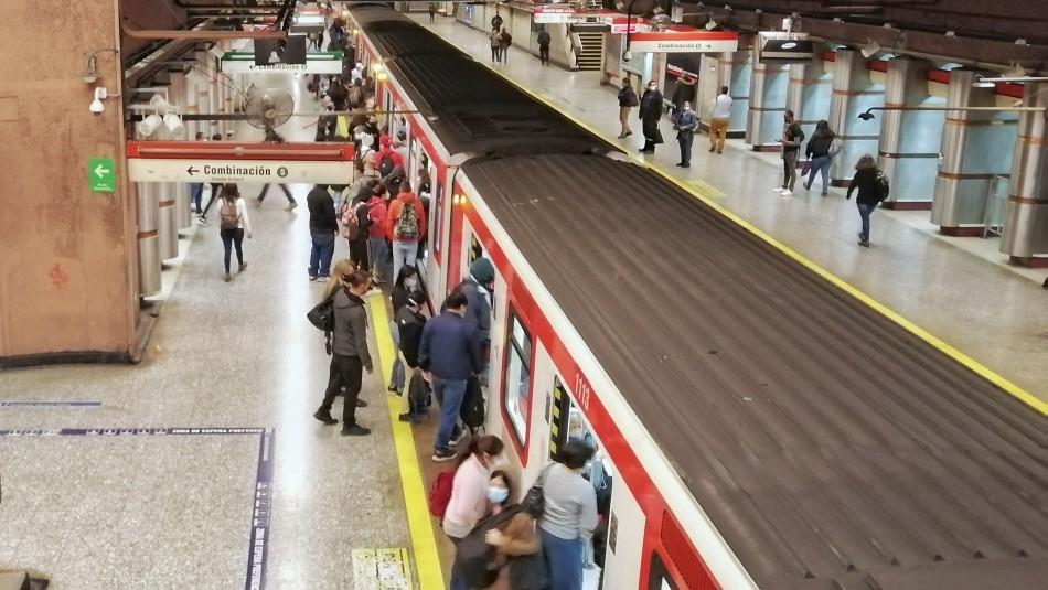 Metro mantendrá su horario de funcionamiento tras anuncio de cuarentena para la RM