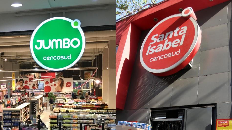 Jumbo y Santa Isabel cierran algunos locales por elecciones: Estos supermercados no abrirán