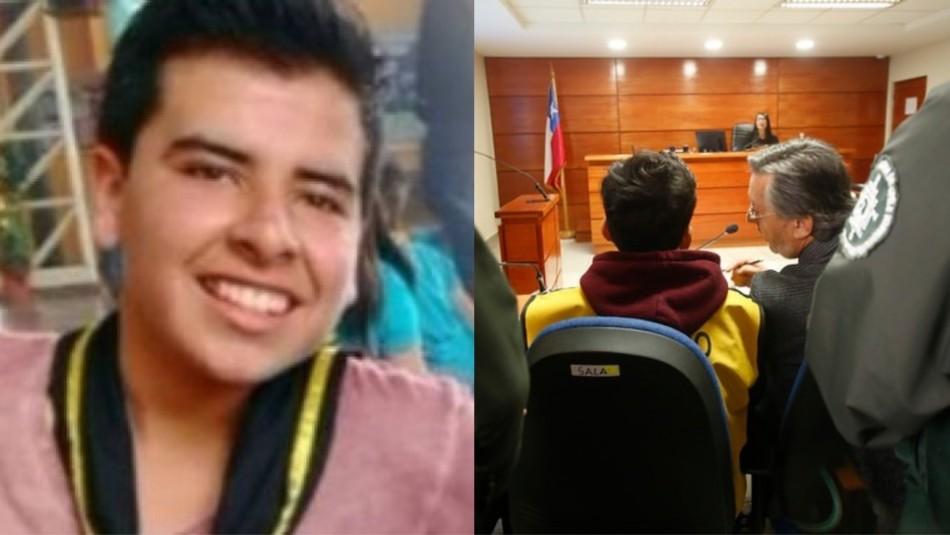 Crimen de joven scout: 17 años de cárcel para autor material y 4 de internación a menor de edad