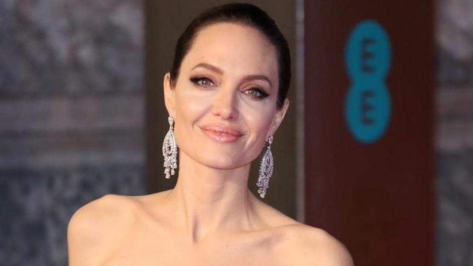 Las lujosas carteras de diseñador de Angelina Jolie con las que se pasea por New York