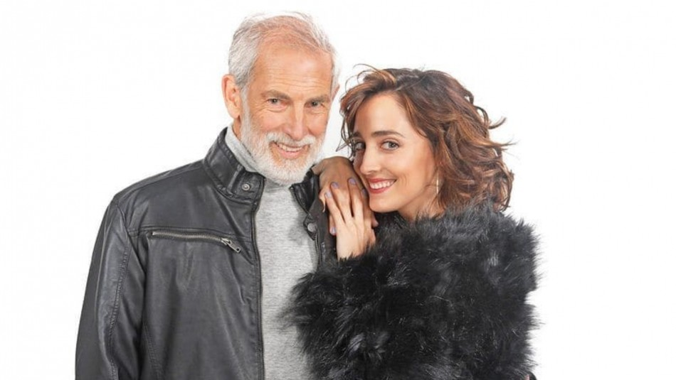 Héctor Noguera y Francisca Walker