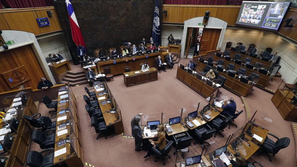 Senado despacha a Ley bonos para Pymes incluyendo a comerciantes de ferias libres