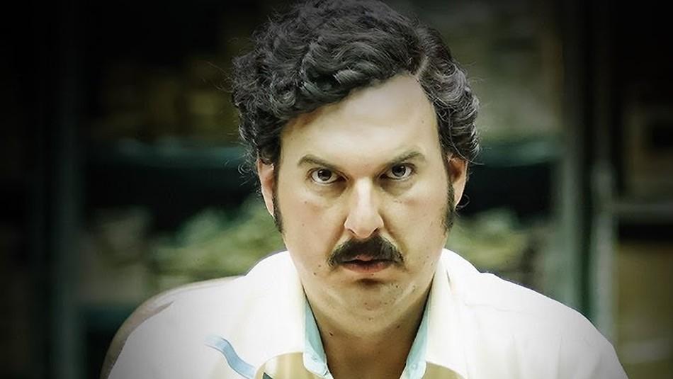 Los hijos de Pablo Escobar en la serie