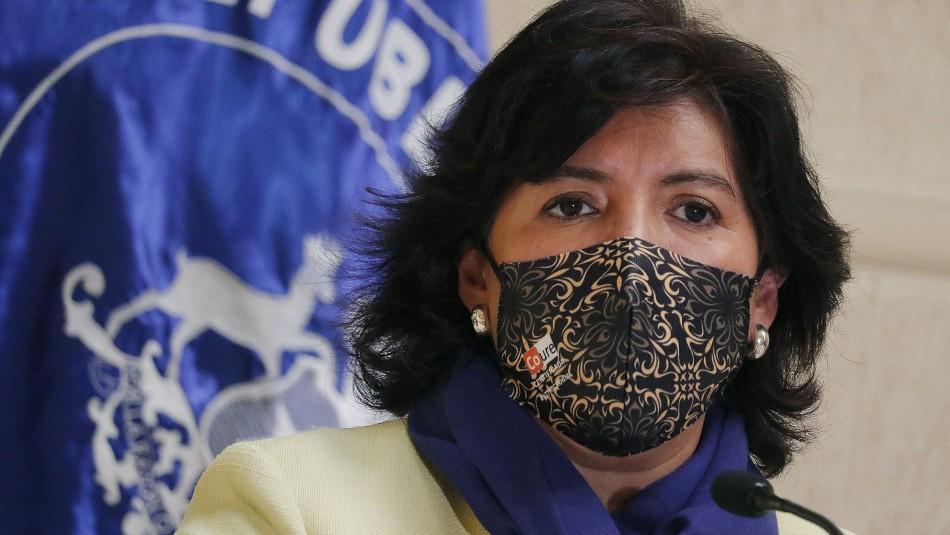 Yasna Provoste y candidatura presidencial: