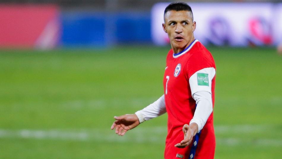 Selección Chilena informa de lesión de Alexis: No jugará primera fase de Copa América