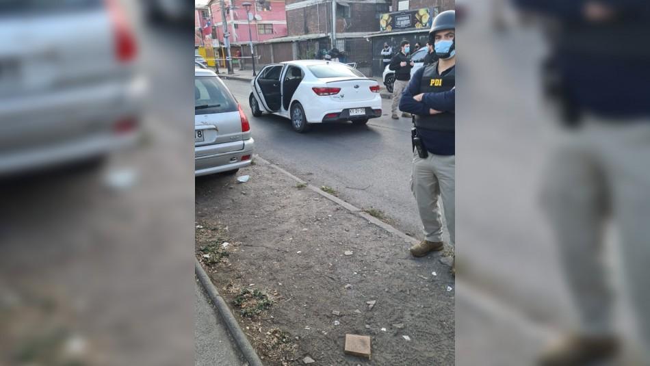 Funcionaria de la PDI muere tras ser baleada en La Pintana