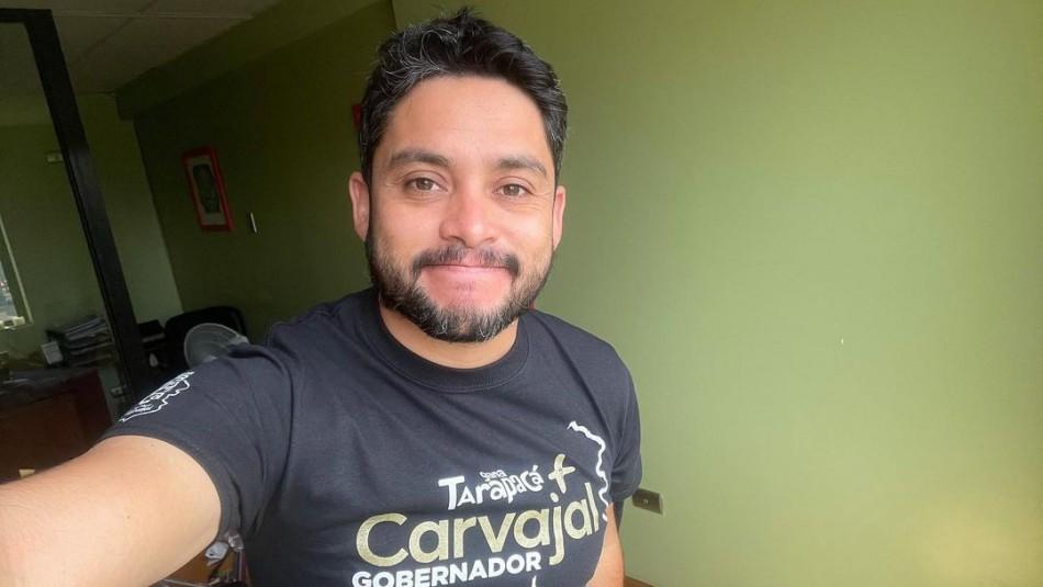 El Frente Amplio logra una victoria en Tarapacá: José Miguel Carvajal fue electo gobernador