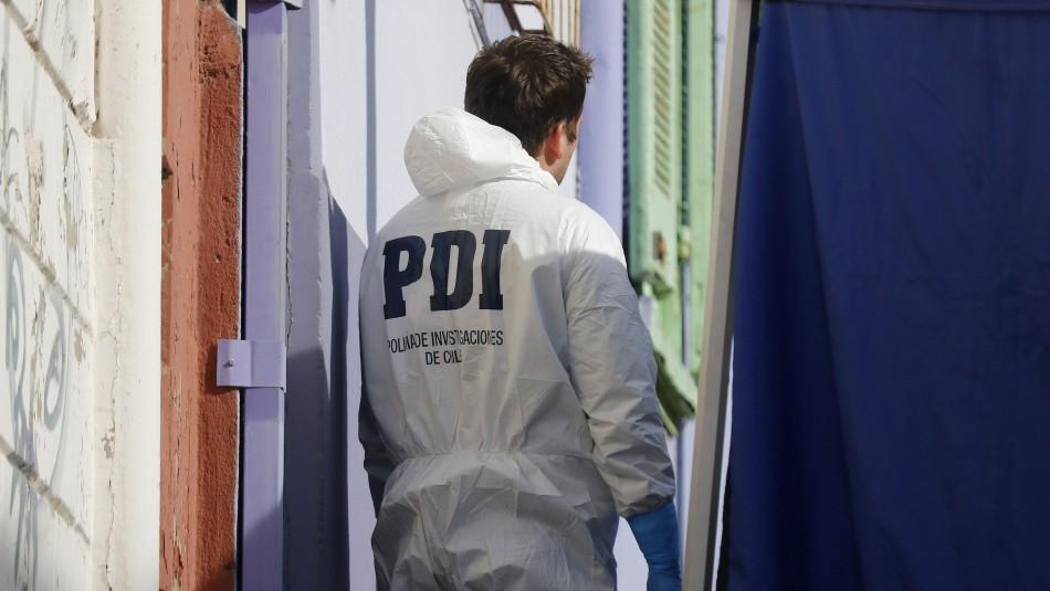 Investigan presunto parricidio en Rancagua: Mujer habría matado a su pareja tras una discusión
