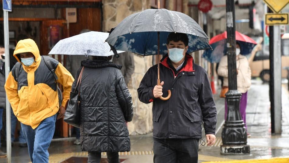 Lluvia en Santiago: Conoce el día y en qué horario precipitará en la capital