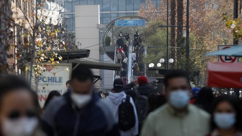Cuarentenas: toda la Región Metropolitana se mantiene en Fase 1