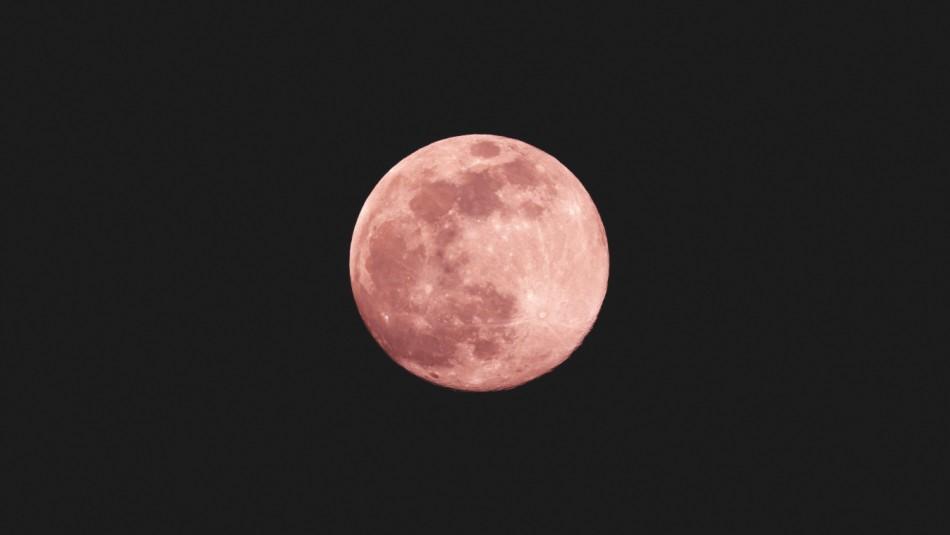Superluna de Fresa: ¿Se podrá ver en Chile?