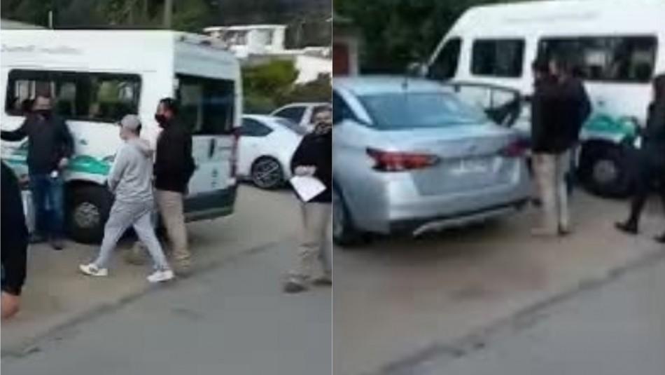 Detienen a hombre que se encontraba con niña que estaba desaparecida en Valparaíso