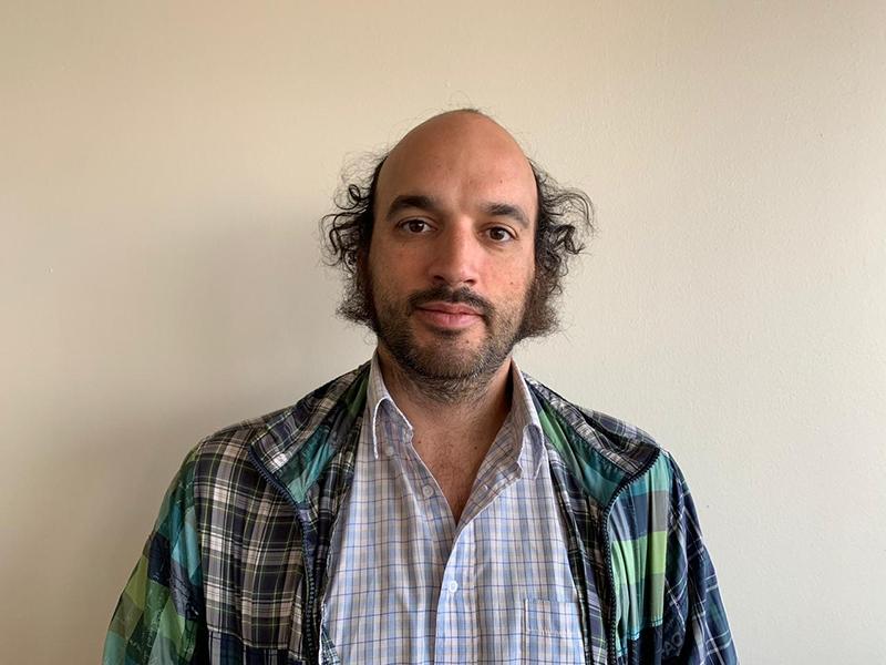 El astrónomo chileno, Patricio Rojo