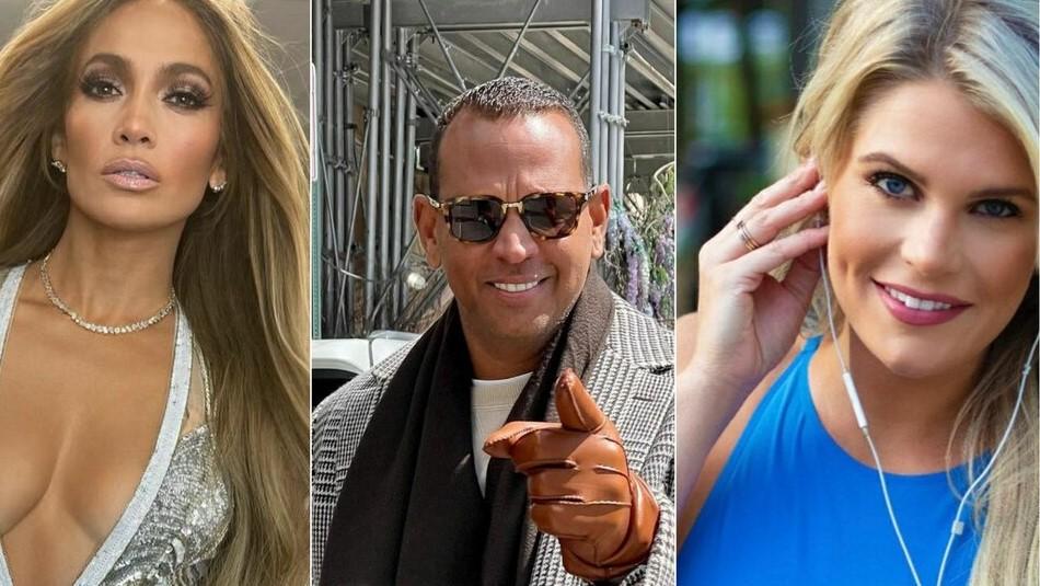 Conoce al novio de la mujer que habría causado la separación de Jennifer Lopez y Alex Rodríguez