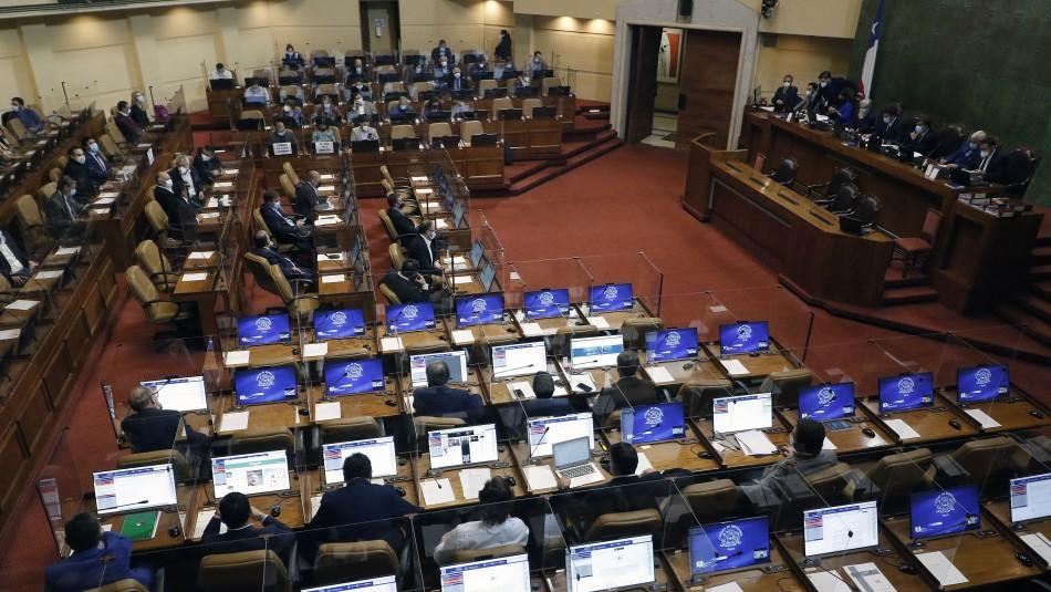 Cámara aprueba en general proyecto que establece indemnización a víctimas del Estallido Social