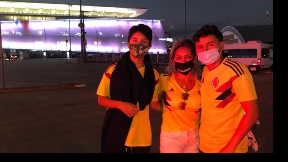 Insólito: Familia viajó a Brasil a ver la Copa América sin saber que no se permite público
