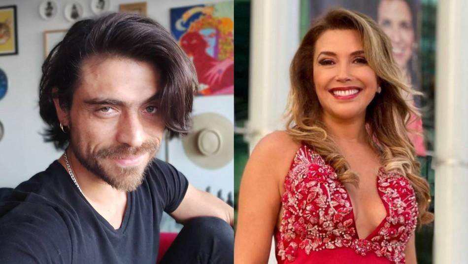 Etienne Bobenrieth será hijo en #PobreNovio de Carolina Arregui