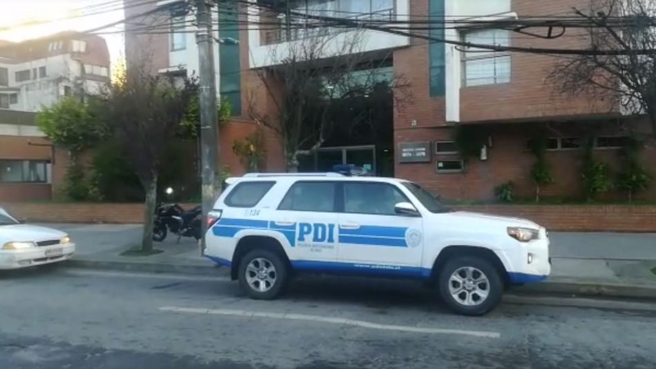 Joven muere tras caer desde el piso 14 intentando evadir fiscalización en fiesta clandestina