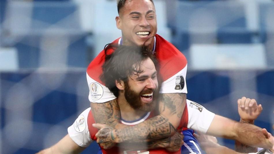 Con gol de Brereton: Chile venció a Bolivia en su segundo partido por Copa América 2021