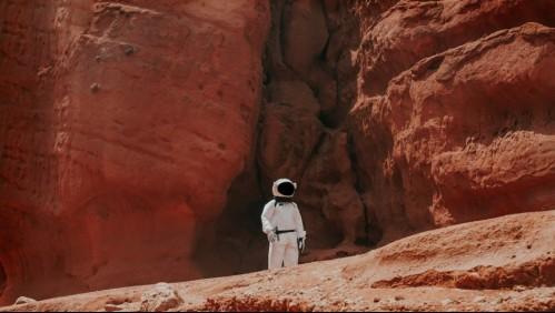 Construcciones bajo tierra y robots: Así sería vivir en Marte