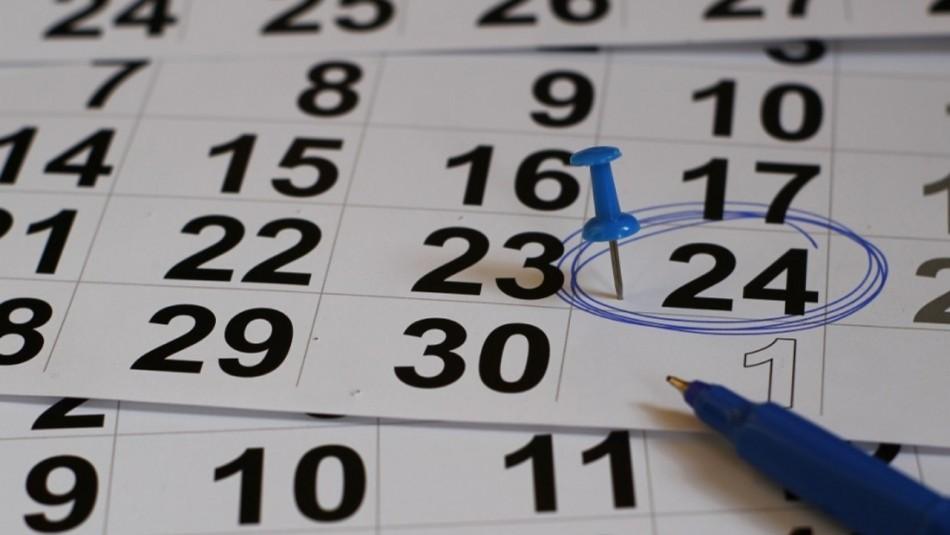 Revisa cuántos feriados quedan este 2021: La mayoría corresponden a fin de semana