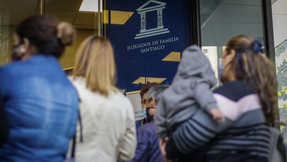 Retiro 100% AFP: jueza de familia señala que monto debería cubrir deudas alimentarias