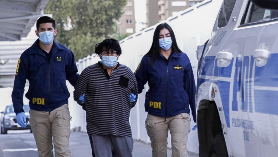 Femicidio de María Isabel Pavez: Mantienen en prisión preventiva al único imputado