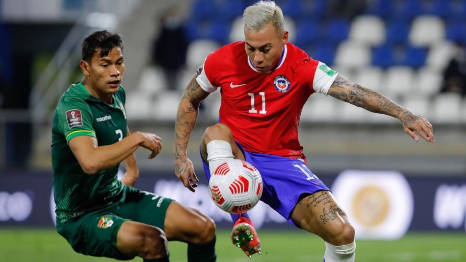 La Roja busca triunfo ante Bolivia en Copa América.