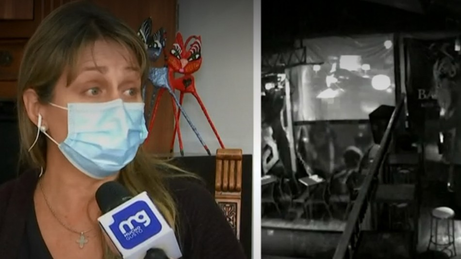 Mujer acusa que video exhibe que fue drogada en restaurante.
