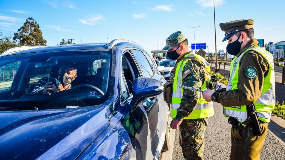 Anuncian estrictas fiscalizaciones en carreteras por fin de semana largo