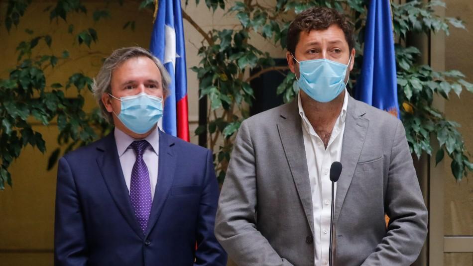 Diputados UDI piden fin de las cuarentenas cuando se vacune al 70% de la población objetivo