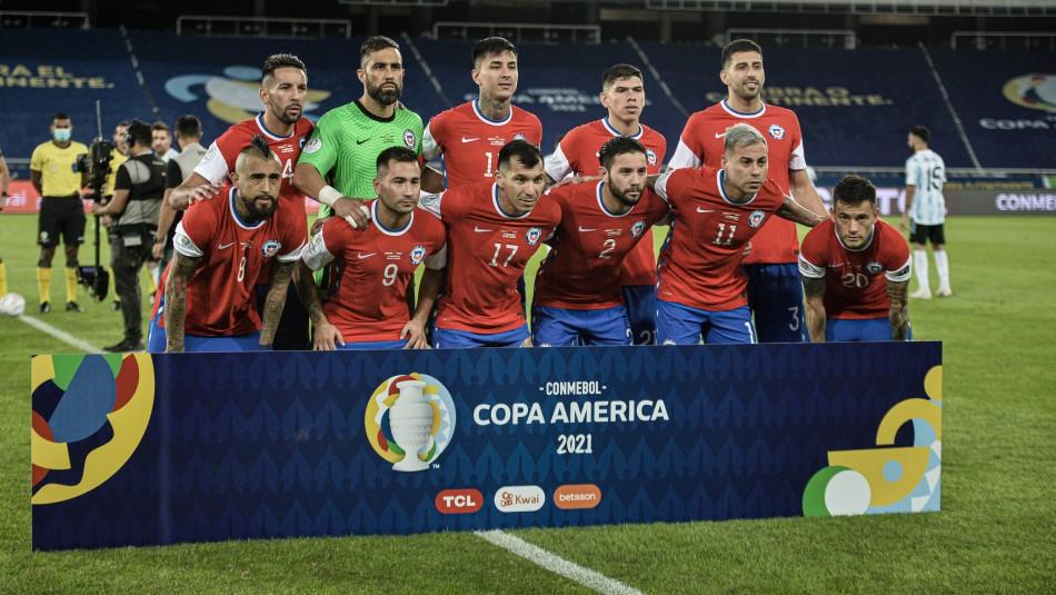 Selección Chilena prepara duelo ante Uruguay en medio de la polémica