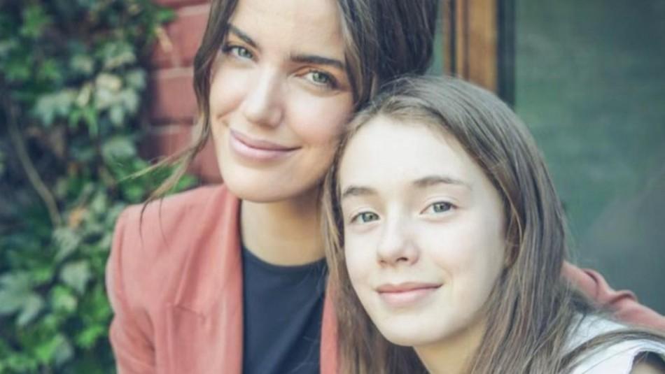 Millaray Viera sorprende con dueto musical junto a su hija Julieta: