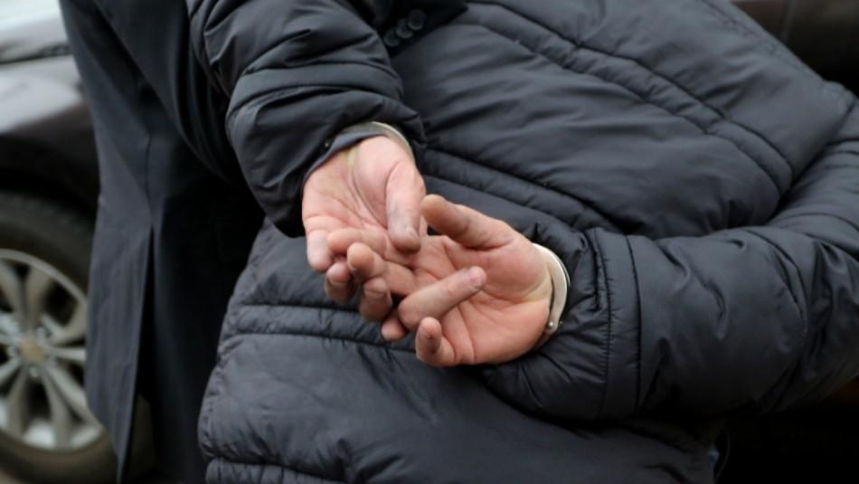 Detienen a último involucrado en caso Collipulli: se habría entregado voluntariamente