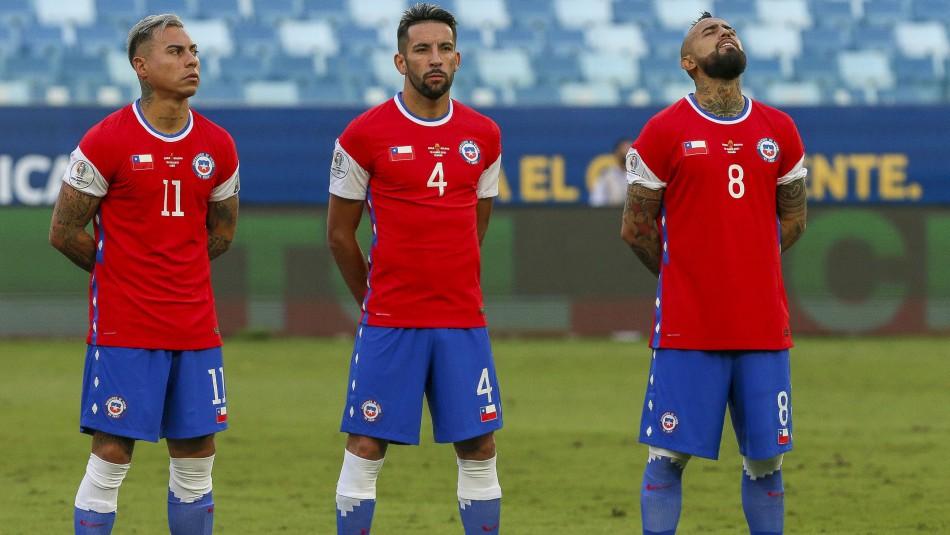 Asociación Uruguaya pidió suspender a cuatro jugadores chilenos tras romper burbuja sanitaria
